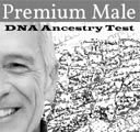 Premium Male DNA Report Only