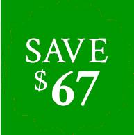 save $67