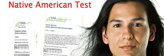 Native American DNA Test