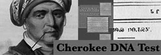Cherokee DNA Update $50