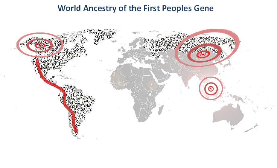 The First Peoples Gene