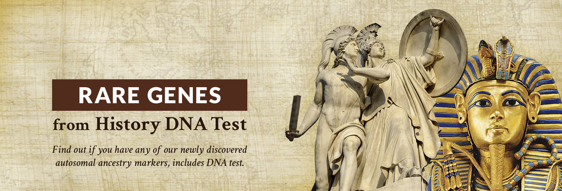 Rare Genes from History