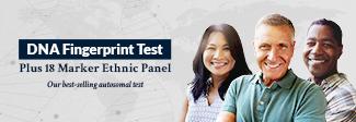 DNA Fingerprint Test Plus