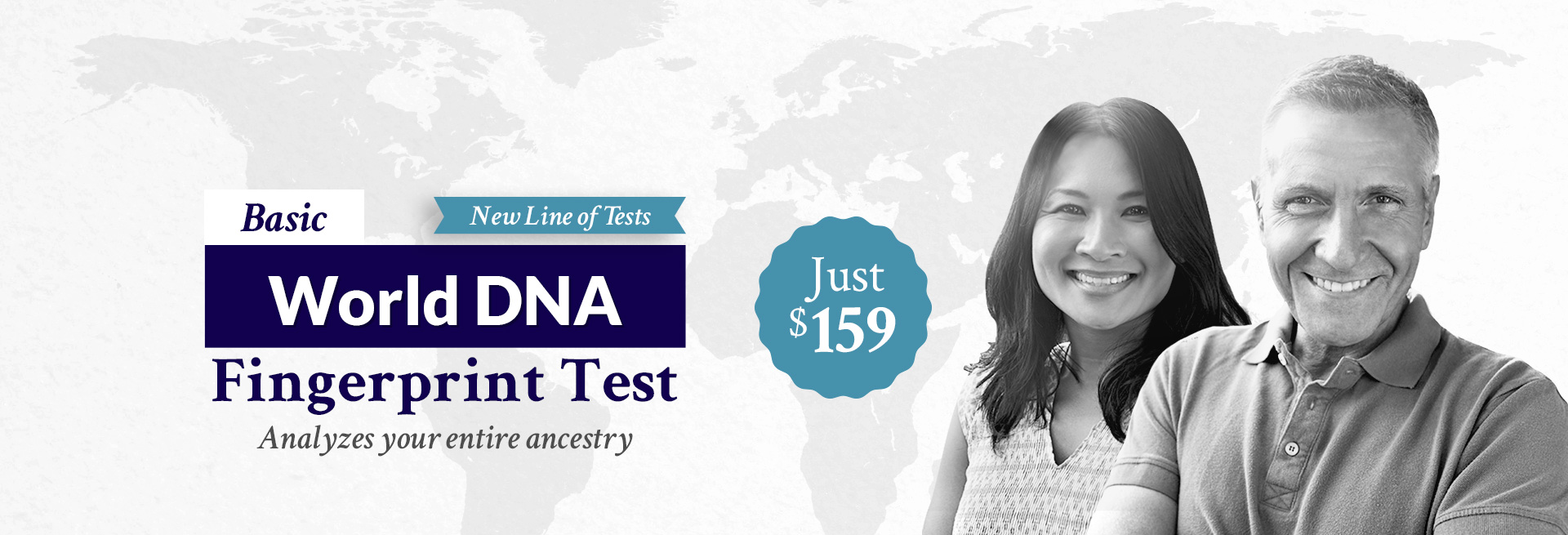 basic world dna fingerprint test