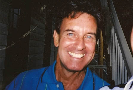 Melungeon author N. Brent Kennedy in 2000