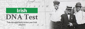 Irish DNA Test – The DNA test that focuses on your Irish ancestry