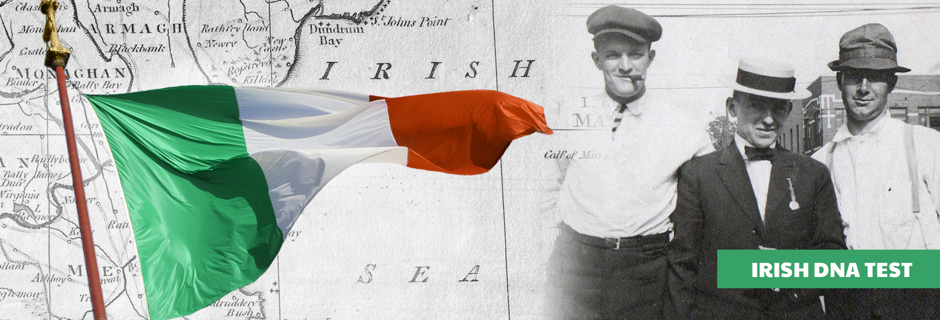 Irish Dna Test Dna Consultants