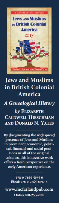 GENEALOGICAL HISTORY