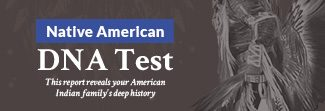 Native American DNA Ancestry Test- mtDNA