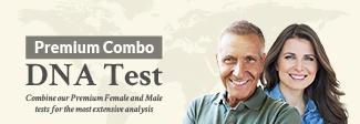 Premium Combo DNA Test