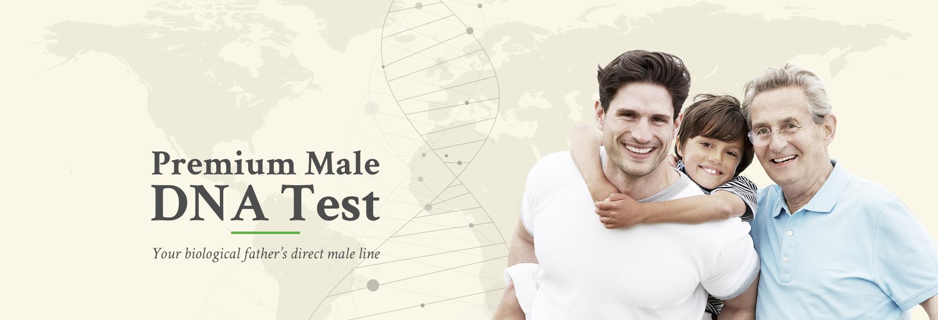 premium male dna test