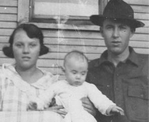 Karen Worstell's grandmother Odessa Shields Cox