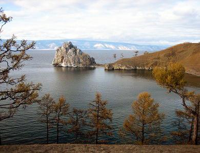 The Lake Baikal