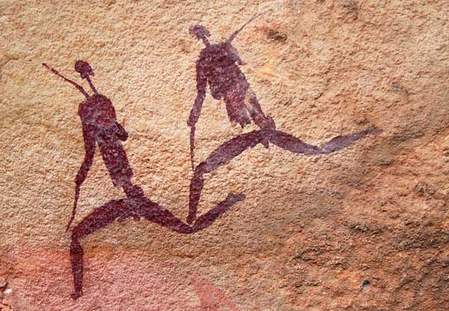 Bushman Rock Art