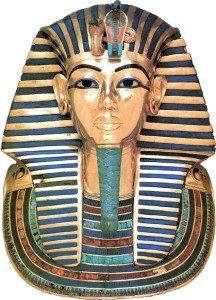 king tut mask rare gene