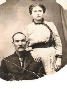 Margaret Ann England and Olive Nathaniel Reamy, the author's 2nd-great-grandparents.