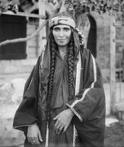 Arabs Bedouin Woman