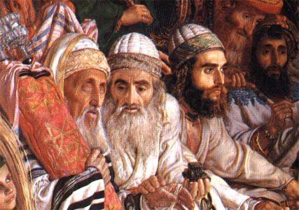 khazar rabbis - Jewish IV Marker
