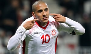 Tunisia Football player Wahbi Khazri
