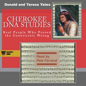 Cherokee DNA Studies - Audible