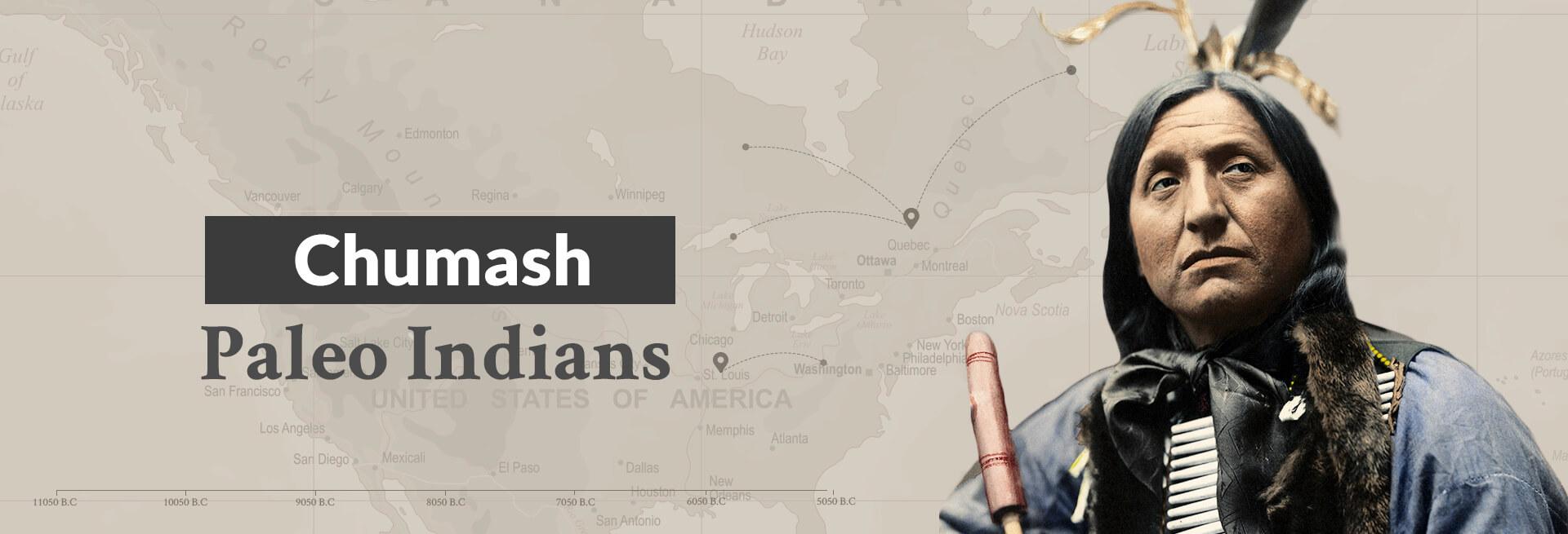 Chumash Paleo Indians