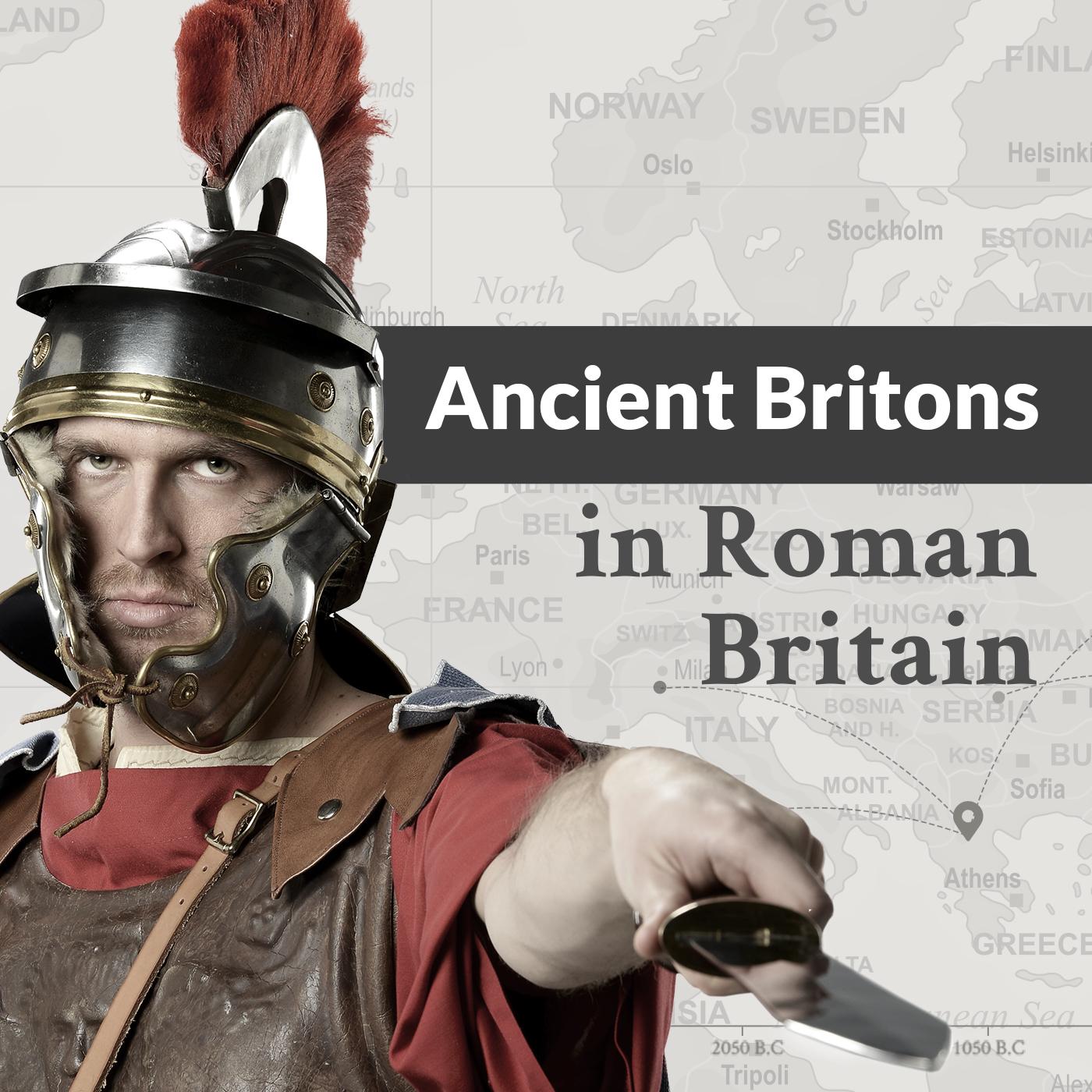 Ancient Britons of Roman England