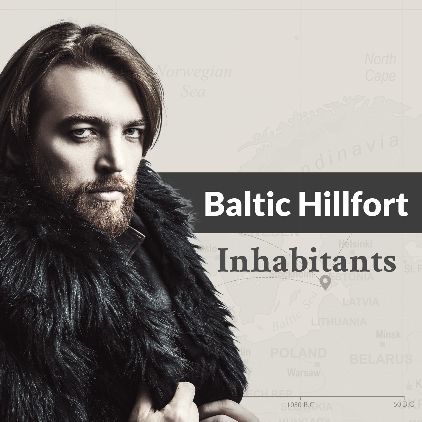 Baltic Hillfort Inhabitants