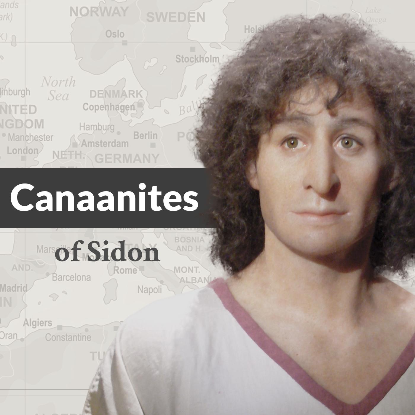 Canaanites of Sidon