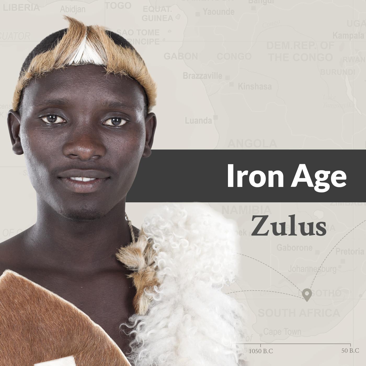 Iron Age Zulus
