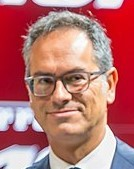 Flavio Manzoni, born in Sassari, senior vice president of design at Ferrari