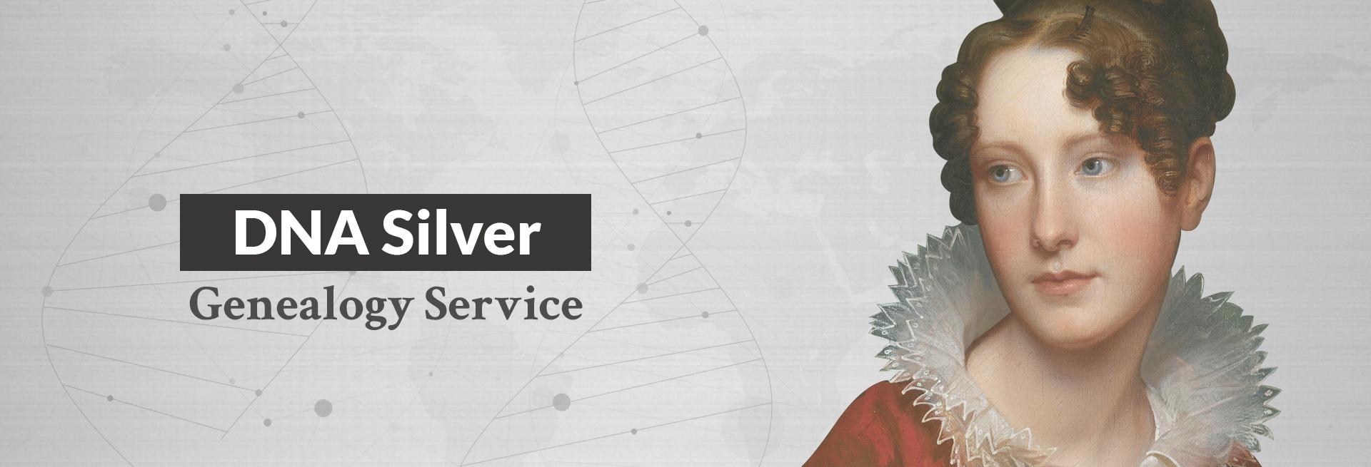 DNA Silver Genealogy Service