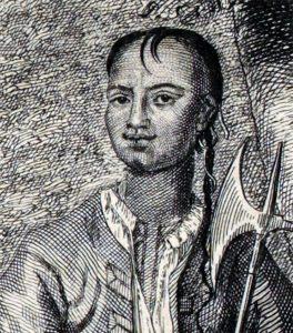 Clogoitah or Gun Carrier of Tanasi