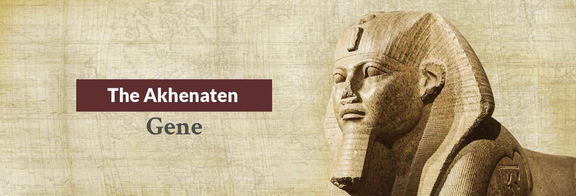 The Akhenaten Gene Banner
