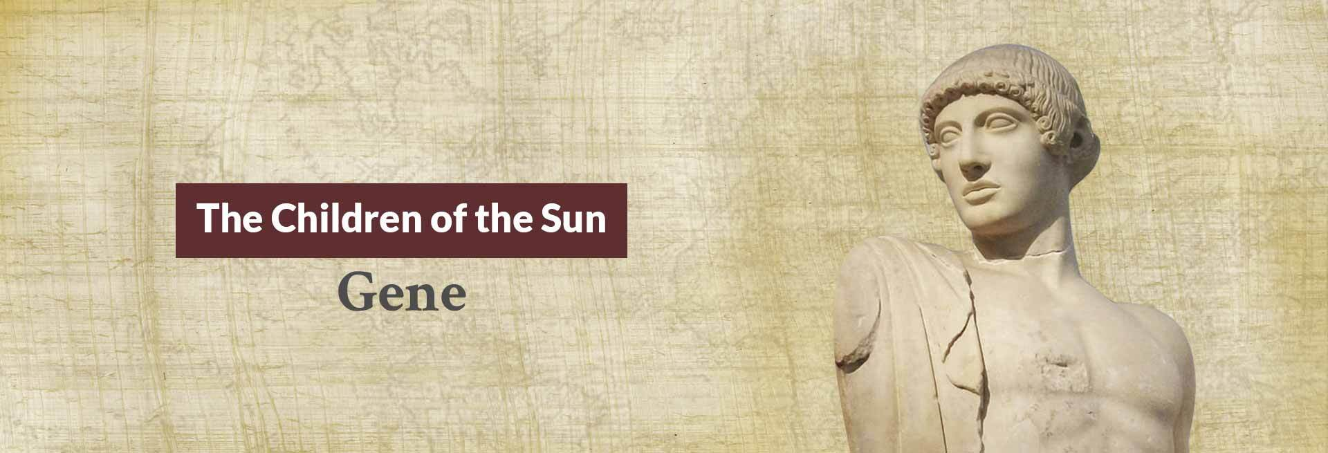 The Children of the Sun Gene Banner