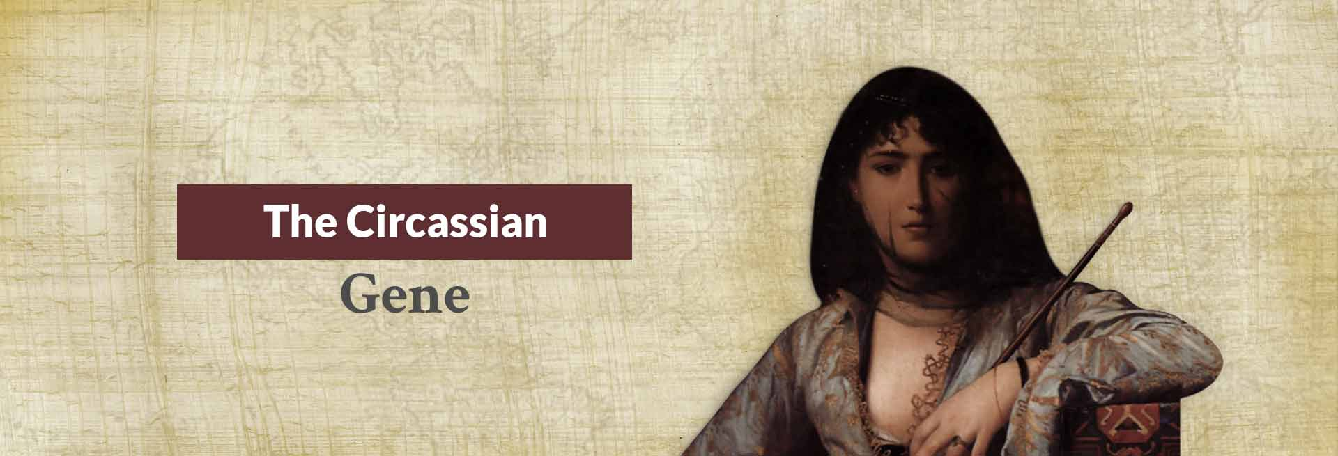 The Circassian Gene Banner