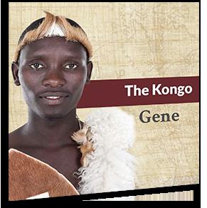 The Kongo Gene