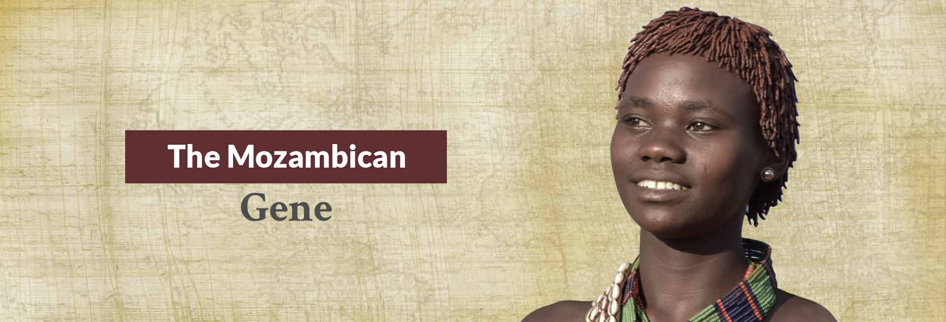 The Mozambican Gene Banner