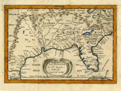 Joannes de Laet's 1630 map