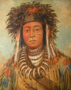 Chippewa/Ojibwe Indians