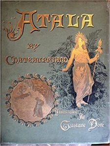 First illustrated American edition of Atala