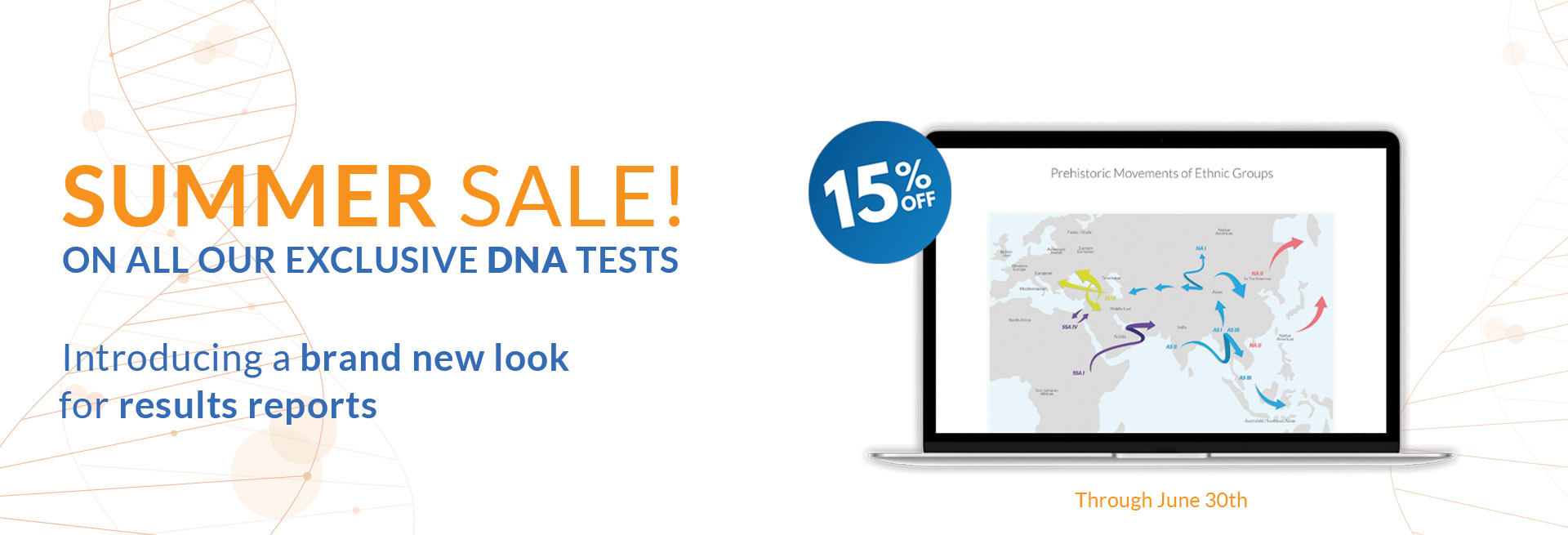Celebrate Father's Day with outr special sale 15% off
